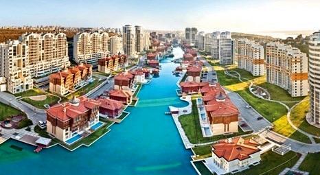 Sinpaş GYO, Bosphorus City'den 2 bin 642 konut sattı