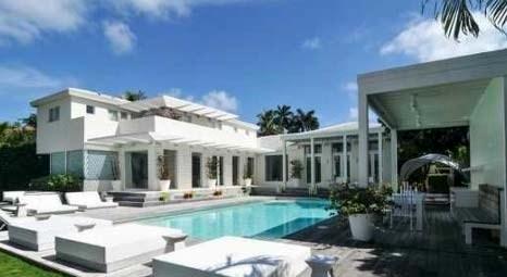 Shakira Miami'deki malikhanesi için 2 milyon dolarlık indirim yaptı