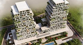 The İstanbul Residence Zeytinburnu daire fiyatları