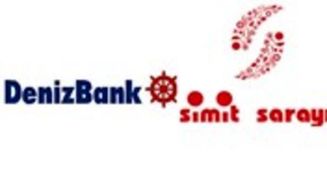Denizbank'tan Simit Sarayı ile ortak fastPay kampanyası