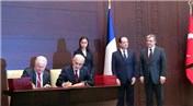 MÜSİAD ve Fransız CGPME arasında ticari işbirliği anlaşması imzalandı