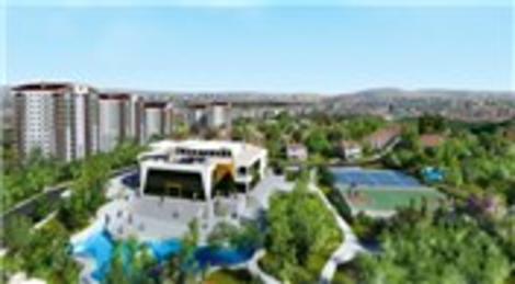 Mebuskent Evleri Ankara fiyatları 118 bin liradan başlıyor