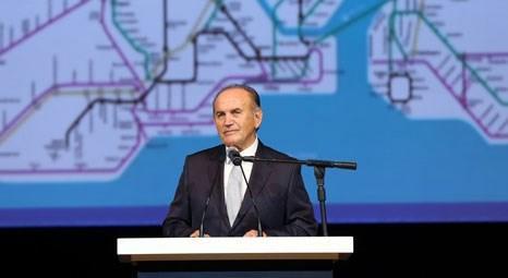 Kadir Topbaş 'İstanbul'da ulaşım rayına oturmaya başlıyor'