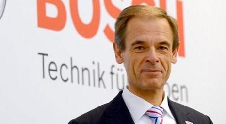 Volkmar Denner 'Bosch Grubu'nun satışları 46.4 milyar euroya yükseldi'