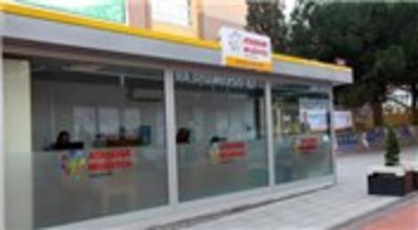 Ataşehir Belediyesi, Küçükbakkalköy Hizmet Birimi'ni açtı