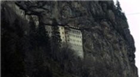 Sümela Manastırı dijital rehberle gezilecek