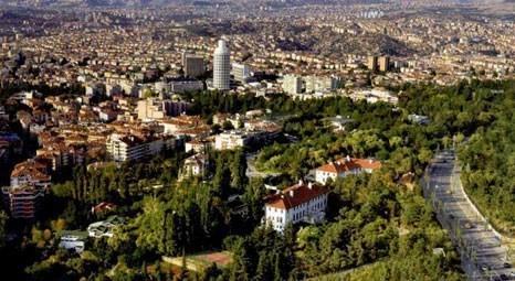 Ankara Çankaya Belediyesi 11.9 milyon liraya 8 arsa satıyor