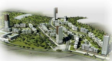 Emlak Konut Başakşehir Evleri'nde 65 daire satışta