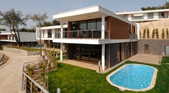 Gizli Bahçe Villa projesi büyük beğeni topladı