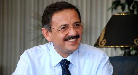 Mehmet Özhaseki 'Kayseri'de hedef, büyük kentsel dönüşüm projeleri yapmak'