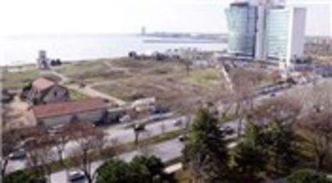 Ataköy sahilindeki inşaata 1 No'lu Kültür Varlıkları 'dur' dedi