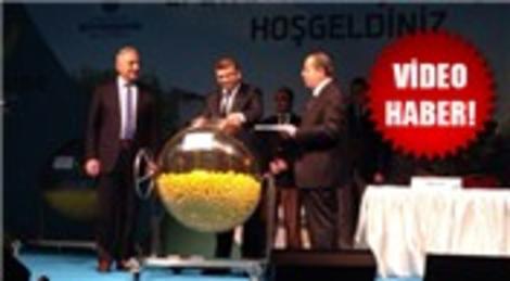 Vaditepe Bahçeşehir Kiptaş kura çekim töreni