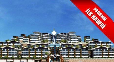 Elite Admiral Premium Residence'ta fiyatlar 290 bin Euro'dan başlıyor
