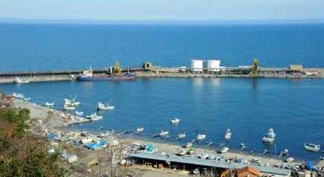 İnebolu Limanı özelleştirme kapsamına alındı
