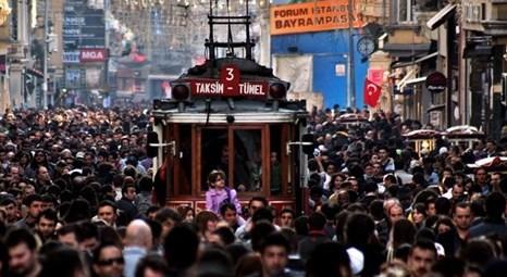 İstanbul'un ünlü caddelerine yabancılardan büyük ilgi