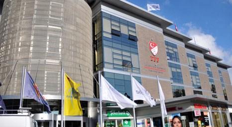 PFDK'dan Fenerbahçe'ye 1 maç ceza