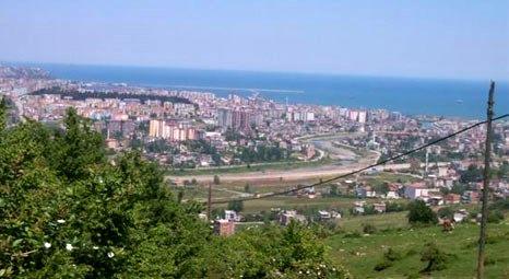 Samsun Canik'te 6.6 milyon liraya satılık arsa