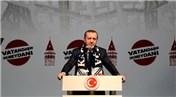 Recep Tayyip Erdoğan, Beyoğlu Belediyesi Okmeydanı Projesi tapu dağıtım törenine katıldı