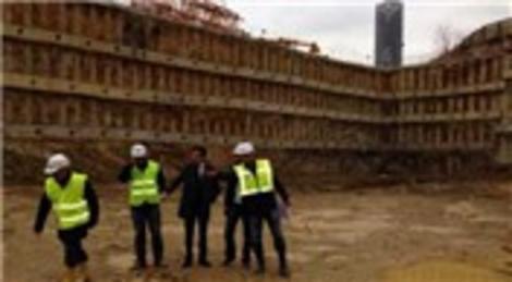 Anka Yapı, Fikirtepe'deki Evim Kadıköy projesi için temel atma çalışmalarına başlıyor
