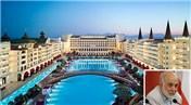 Sinan Vardar 'Bu sene otellerde doluluk oranları tavana vuracak'