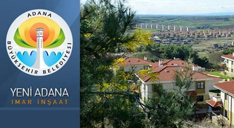 Yeni Adana İmar İnşaat 11 milyon 796 bin liraya 3 arsa satıyor