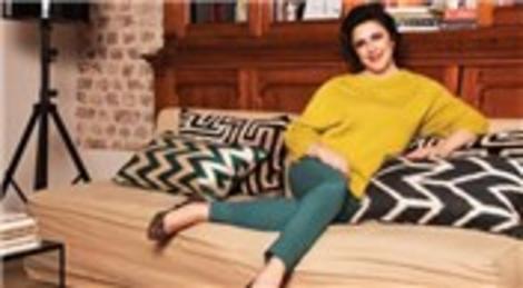 Esra Dermancıoğlu, Galata'daki evinin kapılarını açtı