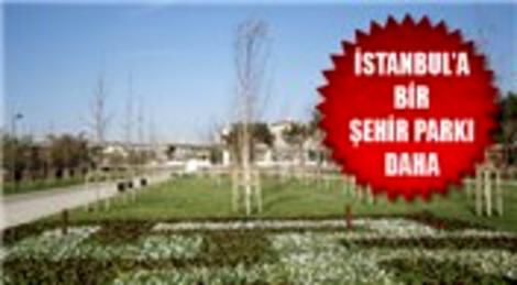 İBB Pendik Şehir Parkı projesi için düğmeye bastı