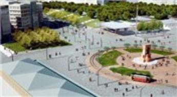 Kadir Topbaş, Taksim Meydanı projesini açıkladı