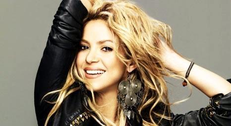Shakira yeni yaşını ailesiyle kutladı
