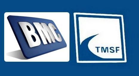 TMSF, BMC'yi 985 milyon liradan satışa çıkardı