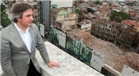 Ahmet Misbah Demircan 'Okmeydanı kentsel dönüşümde daireye daire vereceğiz'