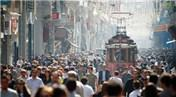 İstanbul'a gelen turist sayısı yüzde 19,4 artarak 635 bin 283 oldu