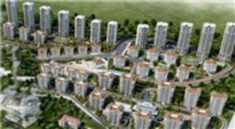 Kiptaş Bahçeşehir Vaditepe'de 995 bin 701 liraya 5+2