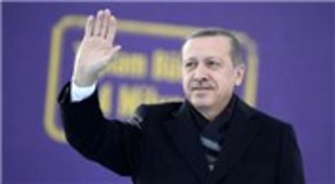 Recep Tayyip Erdoğan, Kartal Meydanı'nda 20 kavşak ve yolun açılışını yaptı