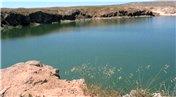 Sivas'ın Lota Gölü de kuraklıktan etkilendi
