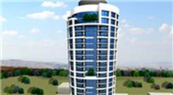 Ankara Pylon Rezidans'ta 600 bin liraya