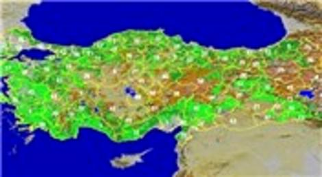 Tapu ve Kadastro Genel Müdürlüğü 14 ilde harita güncellemesi yaptıracak