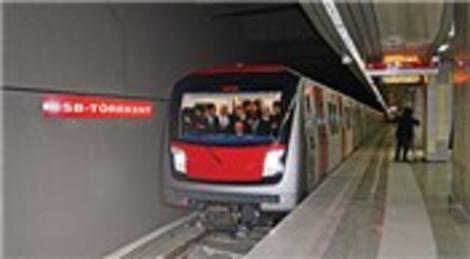 Batıkent-Sincan metro hattı yarın açılıyor