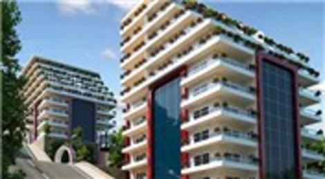 Demo Towers Samsun'da inşa ediliyor
