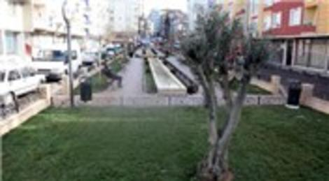 Esenler Belediyesi Nenehatun Mahallesi'nde 4'üncü parkı hizmete açtı
