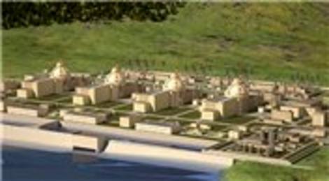 Mersin Akkuyu Nükleer Güç Santrali Projesi'nin çalışmaları devam ediyor