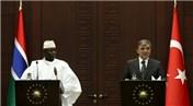Yahya Jammeh 'Türk işadamları hangi araziyi isterlerse tahsis etmeye hazırız'