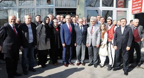 Recep Altepe 'Osmangazi Zafer Mahallesi yeniden merkez olacak'