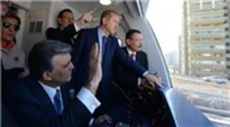 Batıkent-Sincan Metrosu 1 hafta ücretsiz hizmet verecek