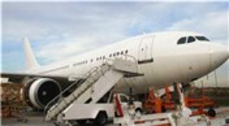Kredisi ödenemeyen uçak 8 milyon liraya satışa çıktı
