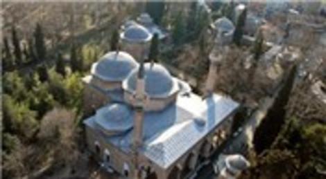 Şehzade Mustafa'nın Bursa'daki türbesinde restorasyon çalışmaları sürüyor