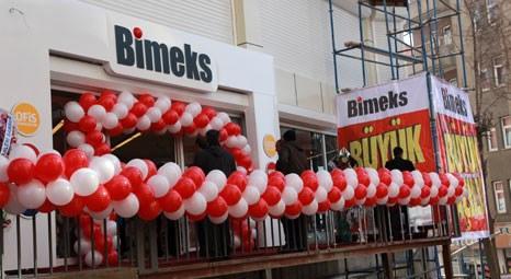 Bimeks, Hakkari'nin ilk teknoloji mağazasını bugün açtı