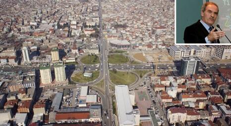 Recep Altepe 'Bursa Hal Kavşağı projesi kent içi trafiği önleyecek'