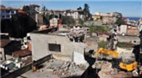 TOKİ, Trabzon Tabakhane kentsel dönüşümünde 312 bina yıktı