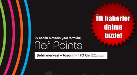 Nef Points 06 Kağıthane'de satışlar başladı